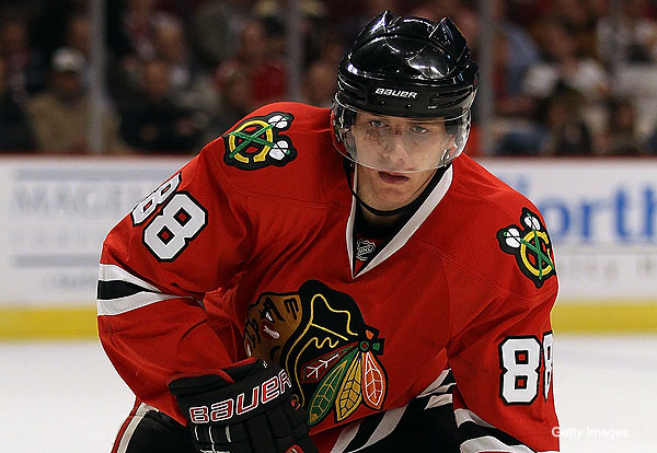 Chatting with Blackhawks' Patrick Kane about Toews, video game curses, hockey idols and best Russian in NHL