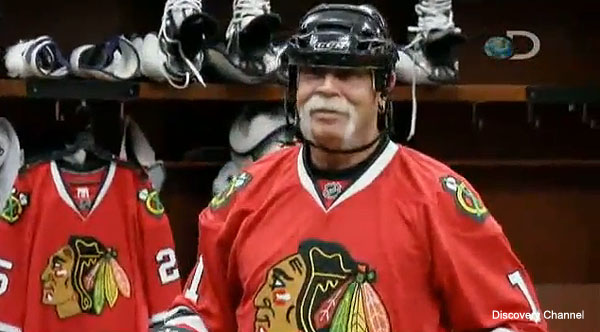 Video: 'American Chopper' meets the Chicago Blackhawks