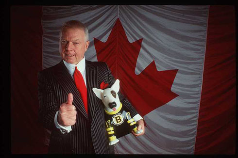 Pass or Fail: Don Cherry in the Hockey Hall of Fame