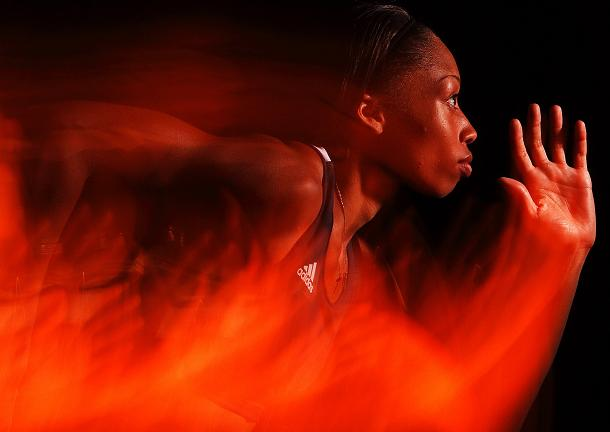 Allyson Felix: Wonder Woman?