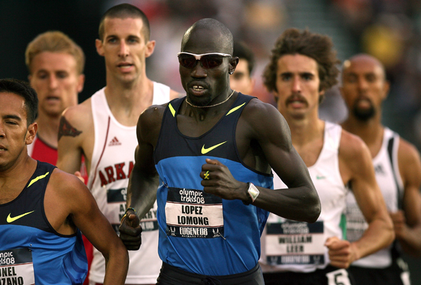 Lopez Lomong will carry U.S. flag for the Opening Ceremony