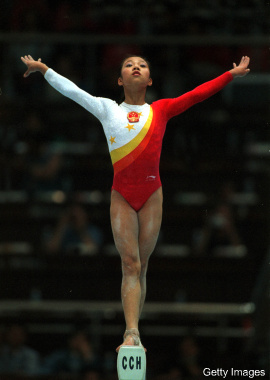 China stripped of 2000 gymnastics medal for underage athlete