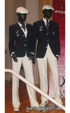 U.S. Team will wear Ralph Lauren during Opening Ceremonies