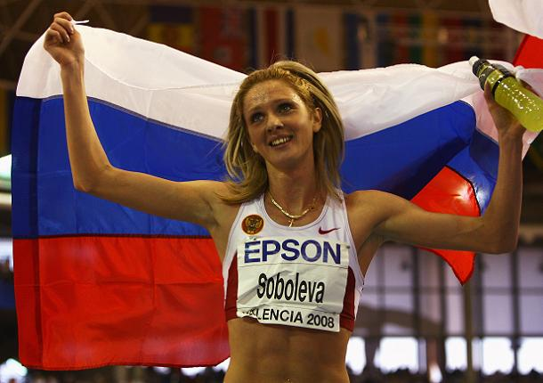 Cold War not over for Russian athletes