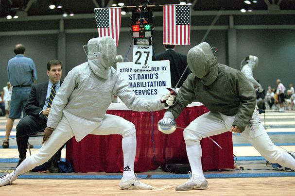 Average Fan's Guide to Fencing