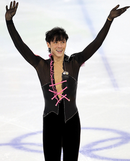 Aussie commentators in trouble over Johnny Weir cracks