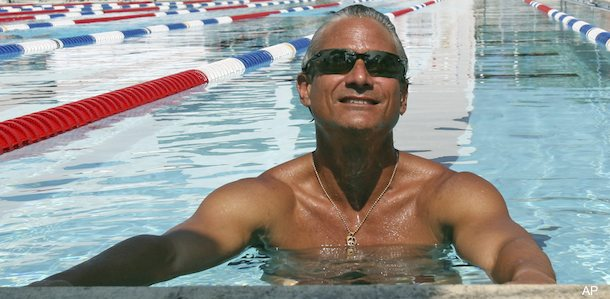 Catching up with five-time Olympic medalist Greg Louganis