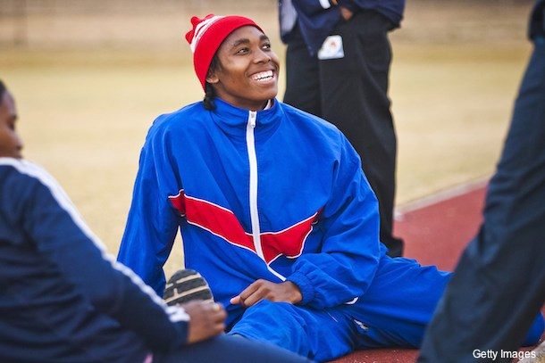 Caster Semenya launches Facebook campaign to raise money