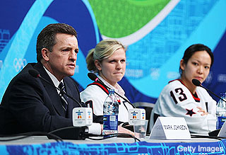 Video: U.S. women's hockey stars on intense feud with Canada