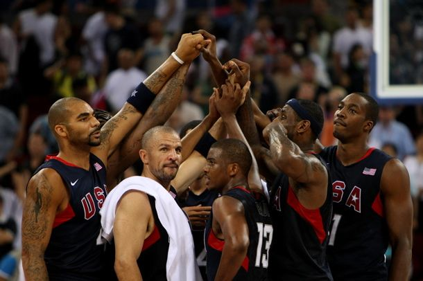 U.S.A. Basketball faces-off against infomercials