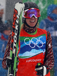 Canada's McIvor walks the talk in women's ski cross