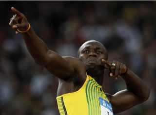 The Medal Stand After Dark: Is Bolt THE story of these Games?