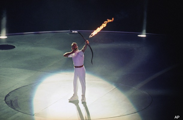 Russia wants to send the Olympic flame into space