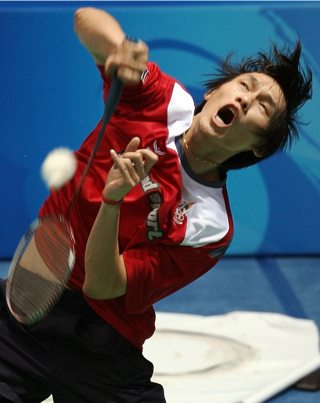The Medal Stand: Olympic badminton is for real
