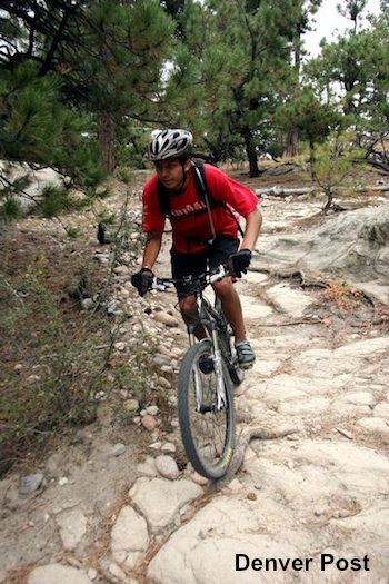 High school mountain biking league takes off in Colorado