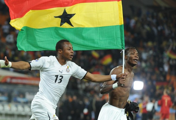 Next up for the U.S.: Ghana