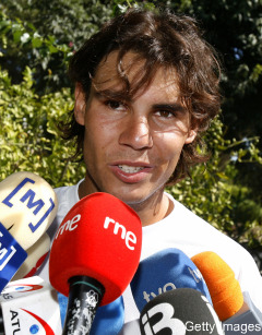 Not so fast? Rafael Nadal wavering on Montreal return