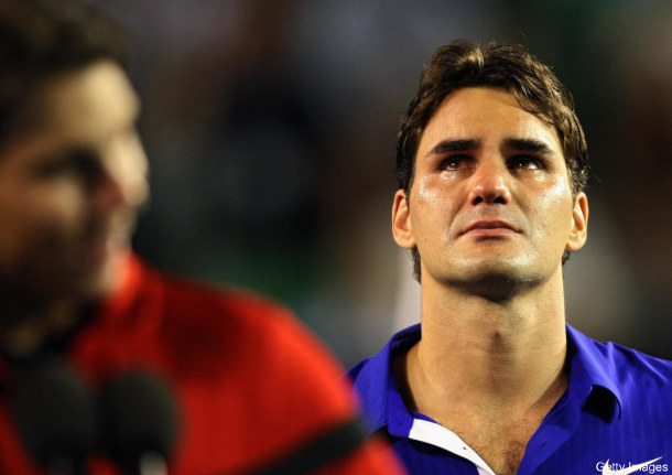 Can Federer be the best ever if he can't even beat Nadal?