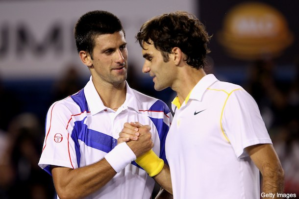 Game Point: Federer and Djokovic to meet in Dubai finals