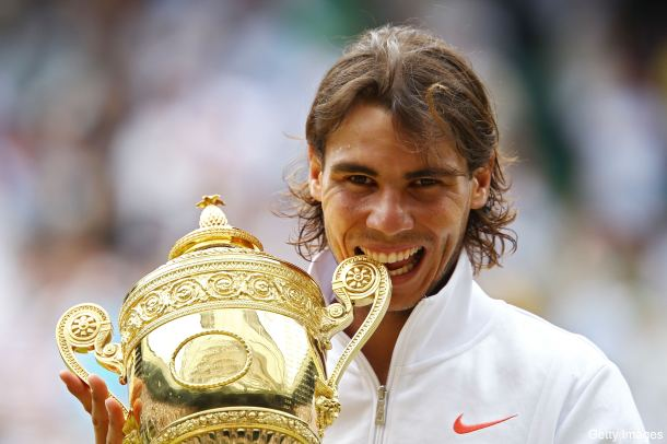 If Rafa wins in Melbourne, will he have won the Grand Slam?
