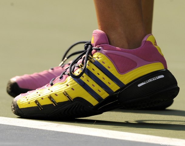 Game Point: Oudin's amazing run continues, pink shoes and all