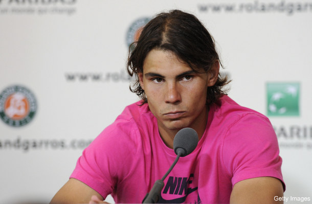 Nadal out of Wimbledon, Federer's path to No. 15 clears up