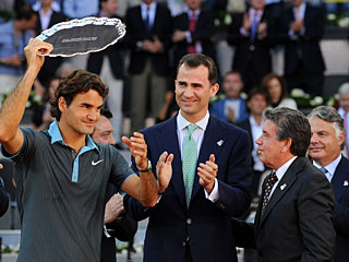 A Nadal-Federer showdown is possible, but give title No. 5 to Rafa