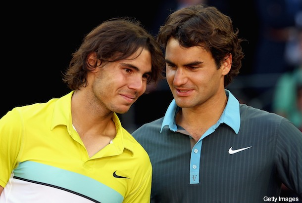 Twenty-two short facts about Federer and Nadal's 22nd meeting