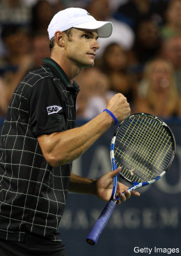 Roddick gets best of U.S. Open draw