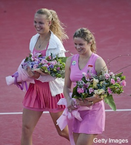 Clijsters is the new No. 1 but may not be there for long
