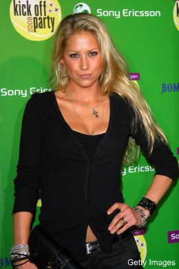 Anna Kournikova involved in Vegas catfight