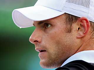 Power rankings: Roddick takes a fall