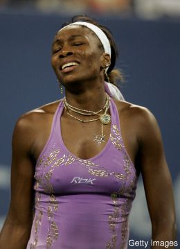 Power Rankings: Venus drops