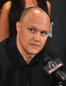 Bellator founder/CEO Bjorn Rebney.