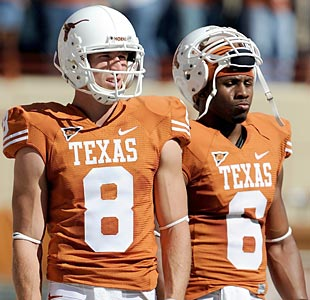 Longhorns receive respect