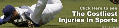Click here for more injuries