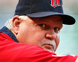 Gardenhire is the Twins' steady hand