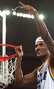 The NCAA kept earning money off Ed O'Bannon long after he stopped playing for UCLA.