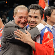 Bob Arum remains a fixture in the boxing game.