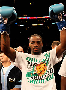 Chad Dawson was likely the only one happy with the result of his October 2011 fight with Bernard Hopkins. (Getty Images)