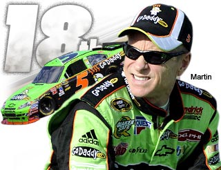 Top 20 Countdown: No. 18 Mark Martin