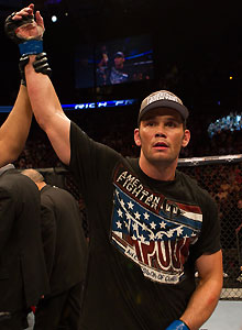 Often labeled the UFC's 'company man', Rich Franklin isn't known to turn down fights. (Getty)