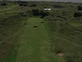Flyover Royal Birkdale Golf Club Hole No. 2