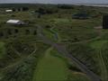 Flyover Royal Birkdale Golf Club Hole No. 7