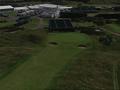 Flyover Royal Birkdale Golf Club Hole No. 9