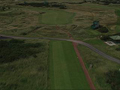 Flyover Royal Birkdale Golf Club Hole No. 10