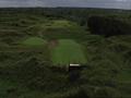Flyover Royal Birkdale Golf Club Hole No. 12