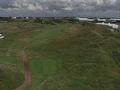 Flyover Royal Birkdale Golf Club Hole No. 13