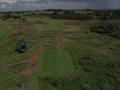 Flyover Royal Birkdale Golf Club Hole No. 17