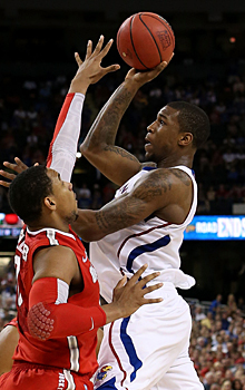 Thomas Robinson is the best bet to be the No. 2 selection.